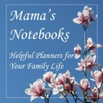Mama's Notebook Planner Review & [Giveaway Ended]