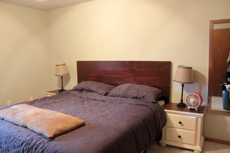Master Bedroom Update Efficient Momma